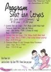 Program Sihat dan Cergas PTAR 2011