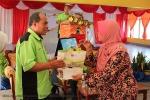 FOTO: SEKITAR PROGRAM CSR - MDAB UiTM DI SMKJP SHAS , KUALA TAHAN , PAHANG