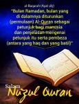 Salam Hari Nuzul Al-Qur'an
