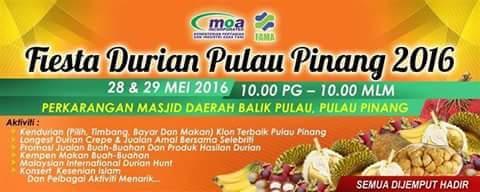 pesta durian pp2016